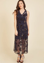 Until All Flowers Maxi Dress in S