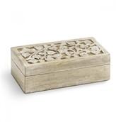 Mela Artisans Jasmine Decorative Box, Small