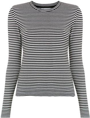 Nk Striped Sweater