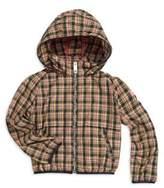 Burberry Little Girl's & Girl's Brenty Plaid Jacket