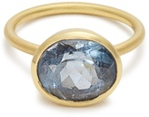 Irene Neuwirth Tourmaline & yellow-gold ring