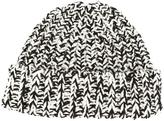 Rag & Bone 'Sandra' beanie - women - Nylon/Viscose/Wool - One Size