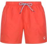 Ted Baker Planboy Swim Shorts Orange