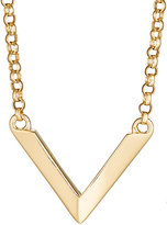 Miansai Women's Mini Angular Necklace
