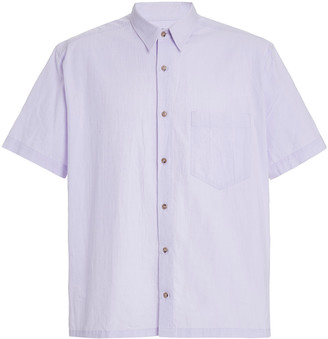 Nanushka Adam Cotton Shirt