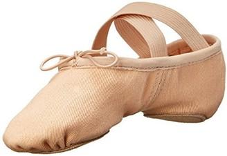 Bloch Girls Dance Zenith Split Sole Stretch Canvas Ballet Shoe/Slipper