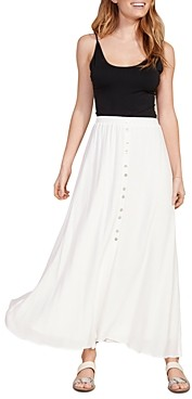 Cupcakes And Cashmere Lula A Line Maxi Skirt