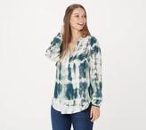 Haute Hippie Tribe 'Rosie' Half Button Shirt