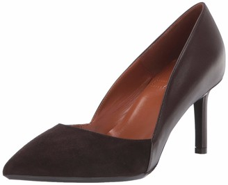 Aquatalia Women's Mixed Material Pump