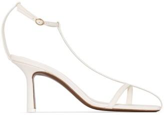 Neous Jumel 95mm leather sandals