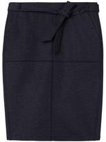 Sandwich Punto Milano Pencil Skirt
