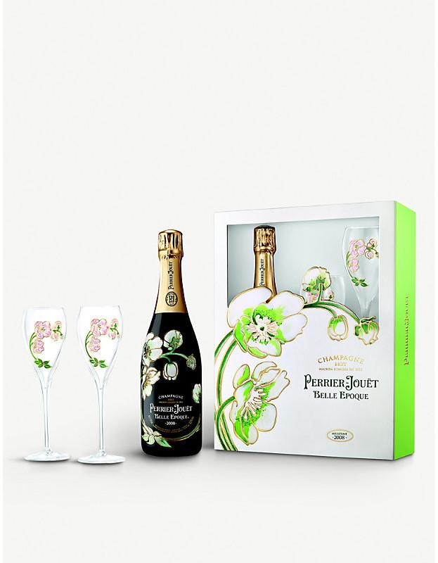 adidas Perrier-Jouet Belle Epoque champagne gift set