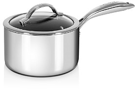 Scanpan HaptIQ 2-Quart Covered Saucepan