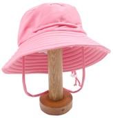 Bebe Toddler Girls Candy Pink Sun Hat