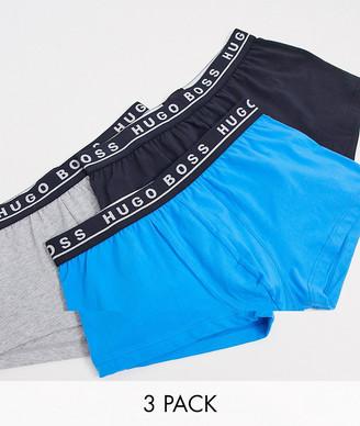 HUGO BOSS bodywear 3 pack trunks