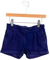 Bonpoint Girls' Denim Mini Shorts