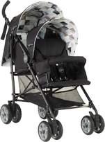 Rainbow Squiggle MyChild Floe Convertible Stroller pram with reversible seat