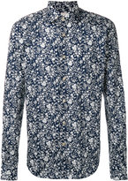Xacus floral print shirt - men - Cotton - 41