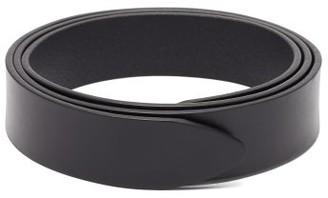 Isabel Marant Lecce Leather Belt - Black