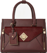Dune Deevva removable clutch tote bag