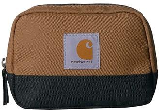 Carhartt Necessities Pouch Brown) Handbags