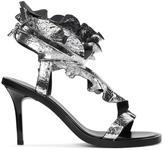 Isabel Marant Silver Ansel Sandals