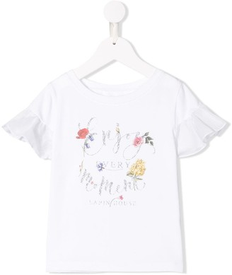 Lapin House graphic print T-shirt