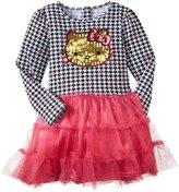 Hello Kitty Tutu Dress (Toddler/Kid) - Bright White-4T