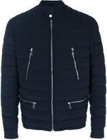 Neil Barrett padded jacket - men - Nylon/Polyamide/Spandex/Elastane - L