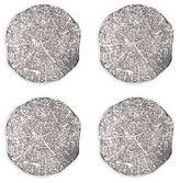 Kim Seybert Timber Coasters/Set of 4