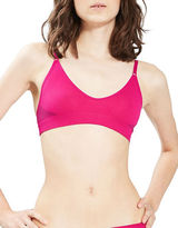 Topshop Solid Sporty Bra