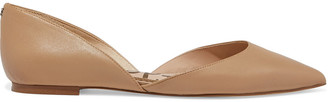 Sam Edelman Rodney Leather Point-toe Flats