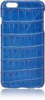 Hadoro Men's Alligator iPhone® 6 Plus/6s Plus Case-BLUE