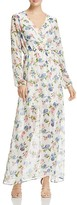 Freeway Floral-Print Maxi Dress