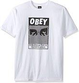Obey Men's Subliminal Visual T-Shirt