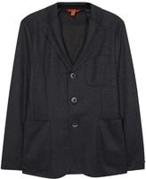 Barena Muraro Navy Wool Blend Blazer
