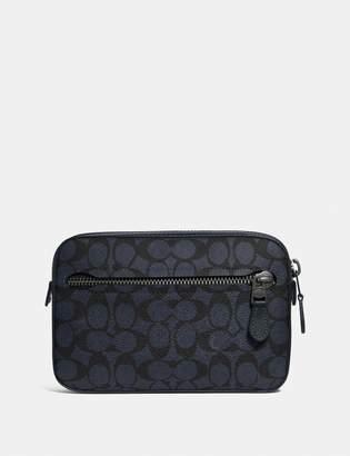 Coach Metropolitan Soft Belt Bag In Signature Canvas