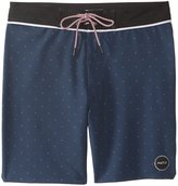 Matix Clothing Company Men's Geo Burst Boardshort 8163799