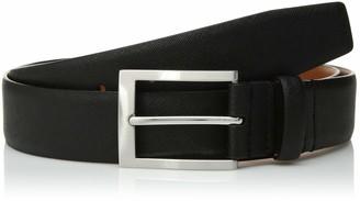 Van Heusen Men's Flex Saffiano Dress Belt