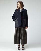 Acne Studios / edin wool coat