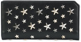 Jimmy Choo star wallet - men - Leather - One Size