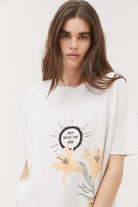 Project Social T Rise With The Sun T-Shirt Dress