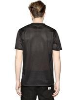Stussy Stock Logo Mesh T-Shirt