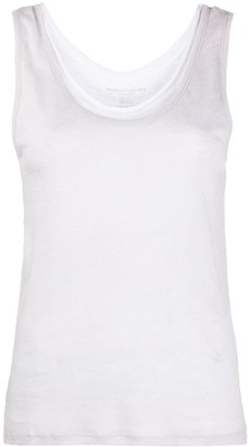 Majestic Filatures Layered-Effect Tank Top