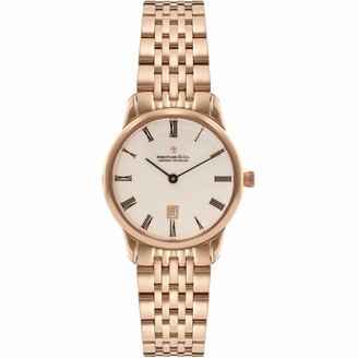Dreyfuss Womens Analogue Classic Quartz Watch with Stainless Steel Strap DLB00138/41