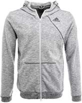 Adidas Performance Cross Up Tracksuit Top Grey