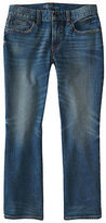 P.s. From Aeropostale Aeropostale Kids Ps Boys' Medium Wash Bootcut Stretch Jean Husky Blue