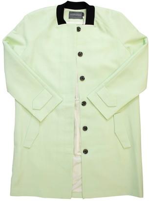 Antipodium Green Coat for Women
