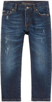 Dolce & Gabbana Boy regular fit stone jeans