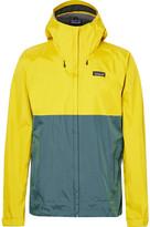 Patagonia - Torrentshell Waterproof H2no Performance Standard Ripstop Hooded Jacket